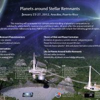 Planets Around Stellar Remnants