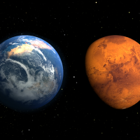 A Flip-Flopping Climate Could Explain Mars's Watery Past