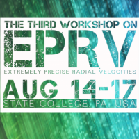 3rd Workshop on Extremely Precise Radial Velocities (EPRV)