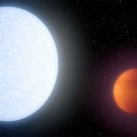 New planet found to be hotter than most stars