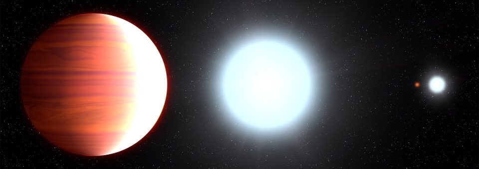 Astronomers discover sunscreen snow falling on hot exoplanet