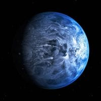 Habitability of Exoplanet Water Worlds