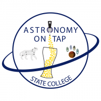 """State College's first """"Astronomy on Tap"""" April 10, 2017"""